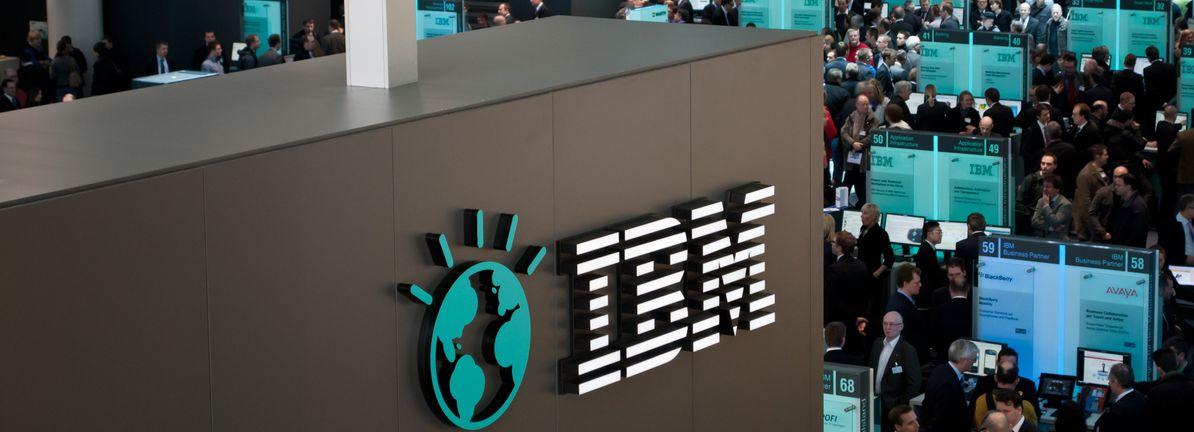 NYSE:IBM
